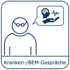Krankenrückkehr- und BEM-Gespräche erfolgreich umsetzen