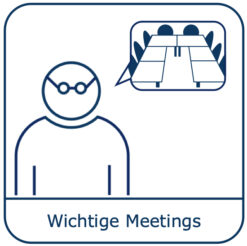 Wichtige Meetings vorbereiten und durchführen